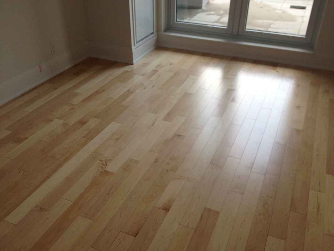 Types of hardwood flooring surfaces for Types of hardwood floors