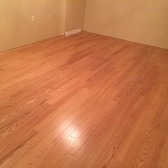 Floating Hardwood Flooring