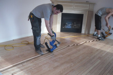 Hardwood Flooring installers in Toronto